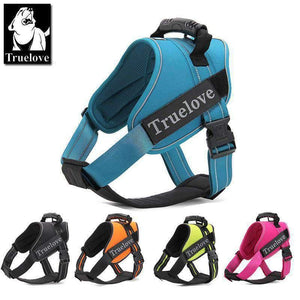 Rubio Rules | Truelove™ Adjustable Firm Harness with Sturdy Handle | Dog Supplies