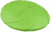 Rubber Frisbee - Green / L