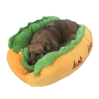 Rubio Rules | Hot Dog Bed | Dog Supplies
