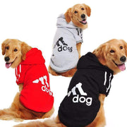 Rubio Rules | Hoodie with Print | Dog Supplies