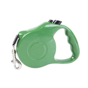 Rubio Rules | Retractable Green Leash | Dog Supplies