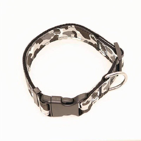 Camouflage Collar - Black / S