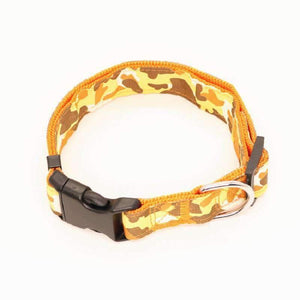 Rubio Rules | Camouflage Collar | Dog Supplies