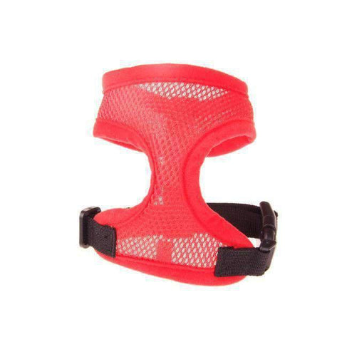 Breathable Harness Nylon - Watermelonred / L - Harness