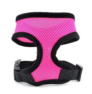 Breathable Harness Nylon - Rose / L - Harness