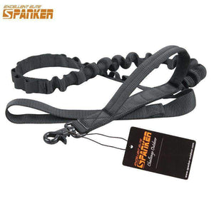 Rubio Rules | Spanker Elite™ Elastic Training Leash with 2 Handles | Dog Supplies