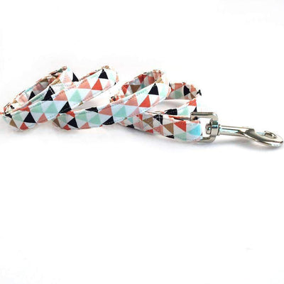 Rubio Rules | Triangles Leash | Dog Supplies