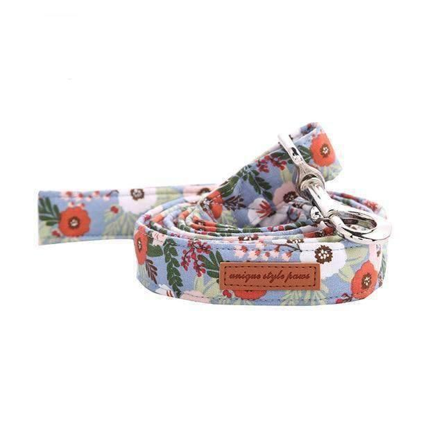 Rubio Rules | Spring Flower Leash | Dog Supplies