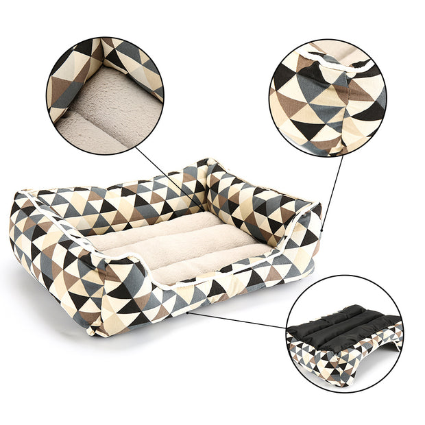 Triangles Bed