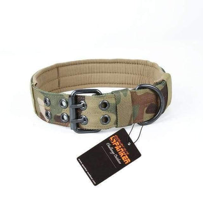 Spanker Camouflage Collar - Army Camouflage / M