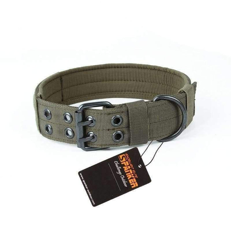 Rubio Rules | Spanker™ Camouflage Collar | Dog Supplies