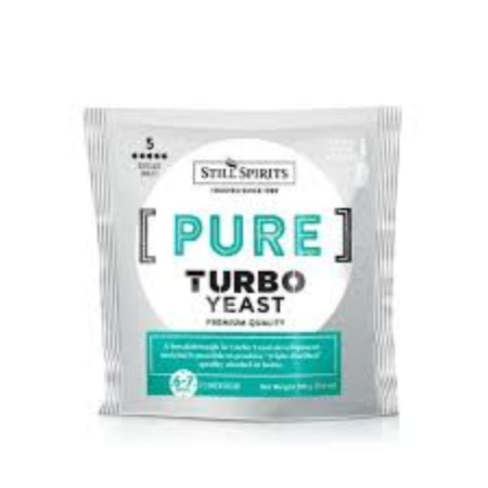 Still Spirits - Pure Turbo Yeast