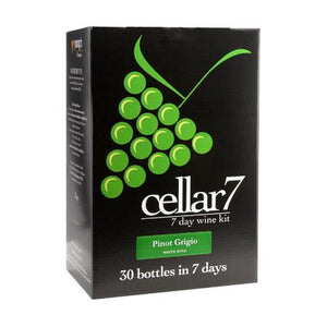 Cellar 7 Wine Kit - Pinot Grigio