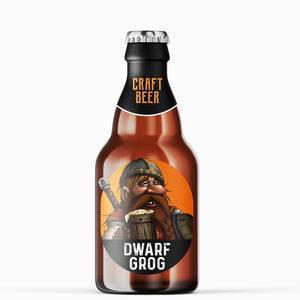 All Grain Mash Kit - Dwarf Grog - Bitter ABV 4.6%