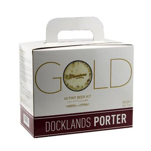 Muntons Gold  Beer Kit - Docklands Porter