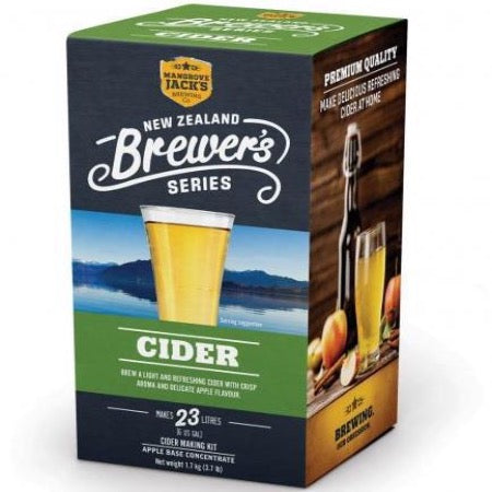 Mangrove Jacks Brewers Series - Apple Cider