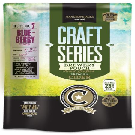 Mangrove Jacks Cider Kit - Blueberry