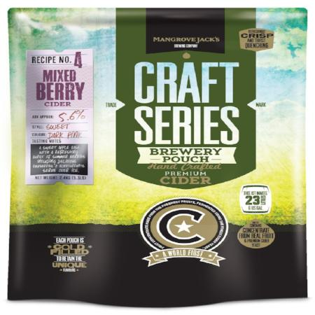 Mangrove Jacks Cider Kit - Mixed Berry