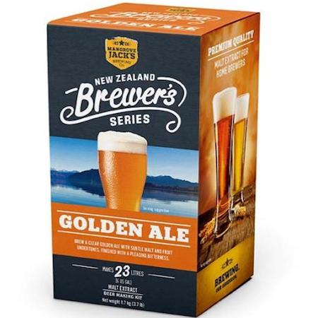 Mangrove Jacks Brewers Series - Golden Ale