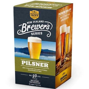Mangrove Jacks Brewers Series - Pilsner