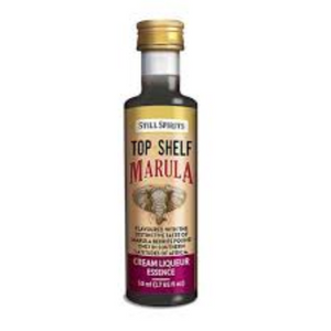 Top Shelf Cream Liqueur - Marula