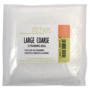 Ritchies - Straining Bag Large Coarse