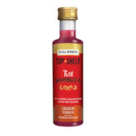 Top Shelf Liqueur Essence - Red Sambuca
