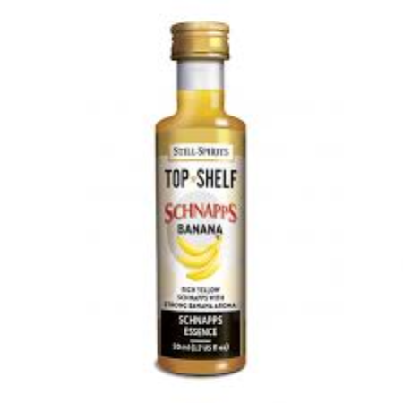 Top Shelf Schnapps Essence - Banana