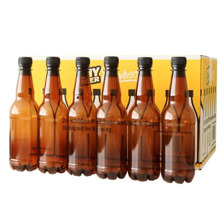 Coopers Beer Bottles 500ml PET  - Pack Of 24