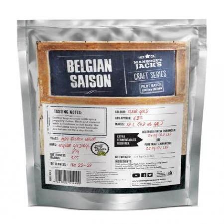 Mangrove Jacks Craft Series Beer Kit - Belgian Saison