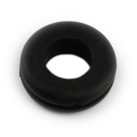 Black PVC Grommet For Airlock