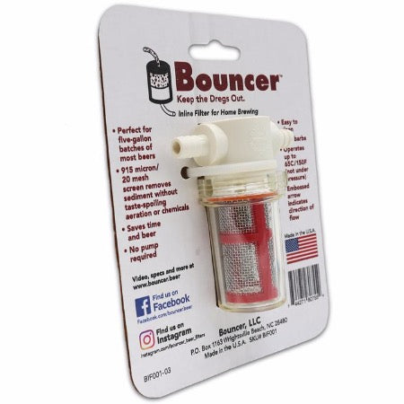 Bouncer Classic Beer Filter