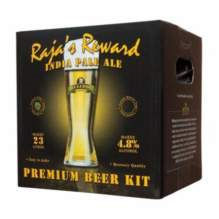 Bulldog Beer Kit - Raja's Reward IPA