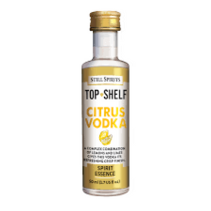 Top Shelf Spirit Essence - Citrus Vodka