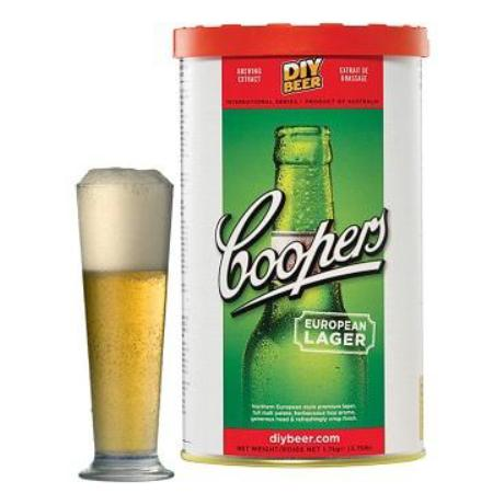 Coopers Beer Kit - European Lager