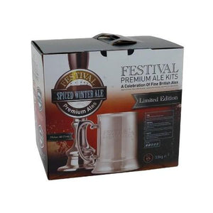 Festival Beer Kit - Spiced Winter Ale Ltd Edition