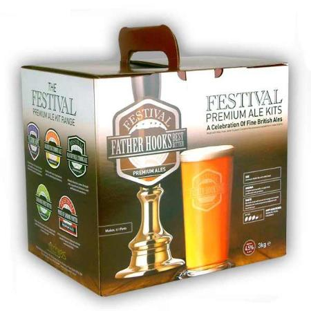 Festival Beer Kit - Father Hooks Best Bitter