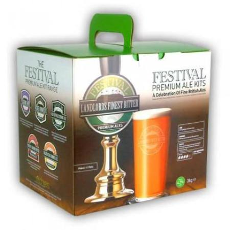 Festival Beer Kit - Landlords Finest Bitter