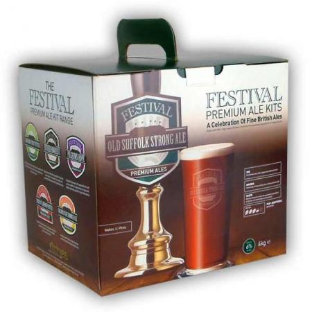 Festival Beer Kit - Old Suffolk Strong Ale