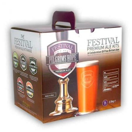 Festival Beer Kit - Pilgrims Hope Dark Bitter