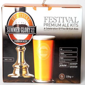 Festival Beer Kit - Summer Glory Golden Ale