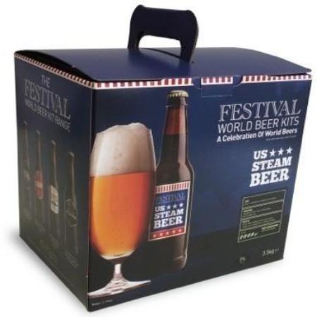 Festival Beer Kit - US Steam Beer