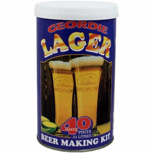 Geordie Beer Kit - Lager