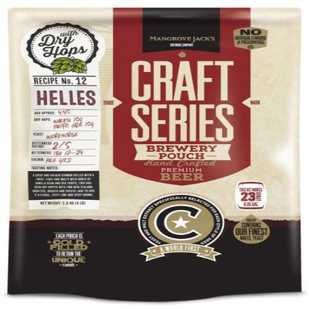 Mangrove Jacks Craft Series Beer Kit - Helles