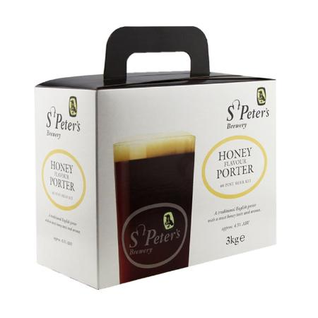 St Peters Beer Kit - Honey Porter