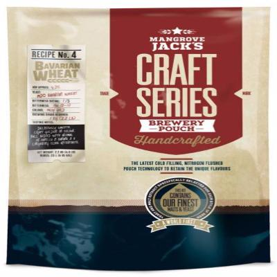 Mangrove Jacks Craft Series Beer Kit - Bavarian Wheat