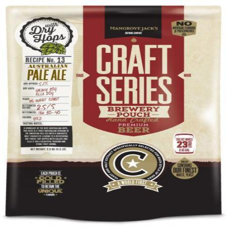 Mangrove Jacks Craft Series Beer Kit - Australian Pale Ale