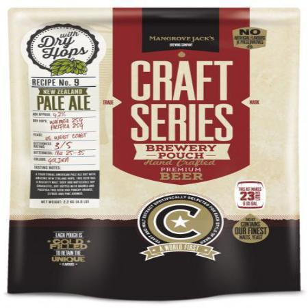 Mangrove Jacks Craft Series Beer Kit - New Zealand Pale Ale
