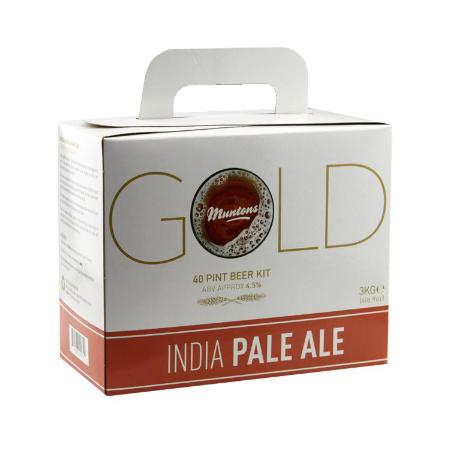 Muntons Gold Beer Kit - India Pale Ale