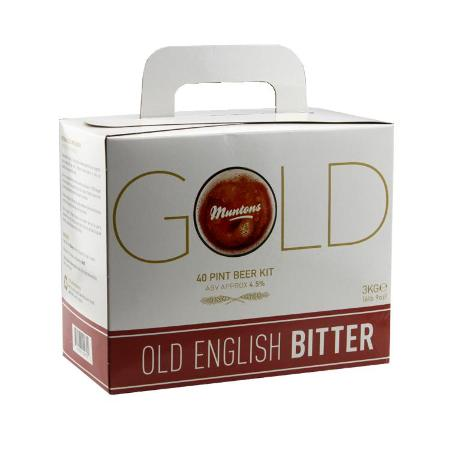 Muntons Gold Beer Kit - Old English Bitter